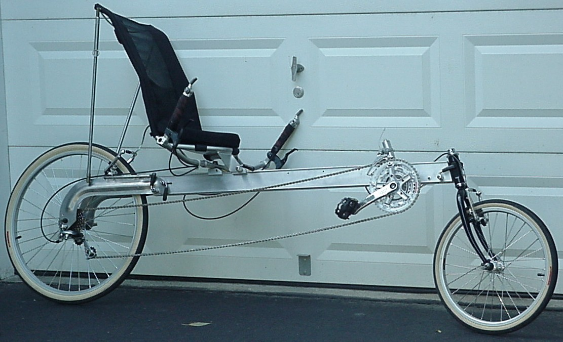Linear Recumbent Bicycle Resource Page 2003 Models